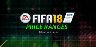 Guia dos Price Ranges para FIFA 18 Ultimate Team