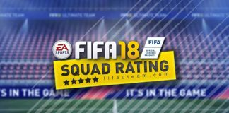 Guia do Rating da Equipa para FIFA 18 Ultimate Team