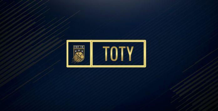 Calendário da Team of the Year de FIFA 18 Ultimate Team