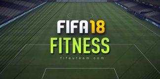Guia de Fitness para FIFA 18 Ultimate Team