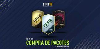 Guia de Compra de Pacotes para FIFA 18 Ultimate Team