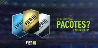 Vale a Pena Comprar Pacotes em FIFA 18 Ultimate Team?