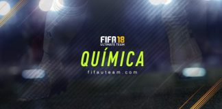 Guia de Química para FIFA 18 Ultimate Team
