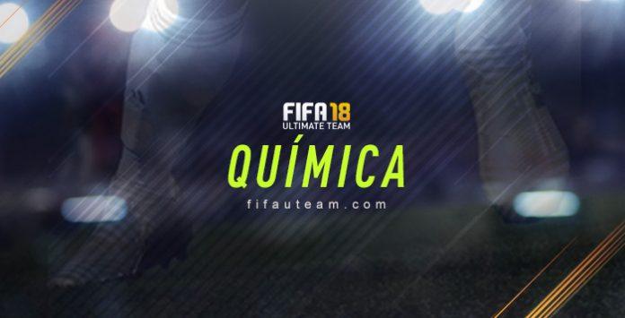 Guia de Química para FIFA 18 Ultimate Team