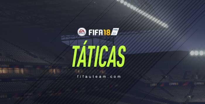 Guia de Táticas Personalizadas para FIFA 18 Ultimate Team