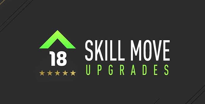 Guia dos Upgrades de Skills para FIFA 18 Ultimate Team
