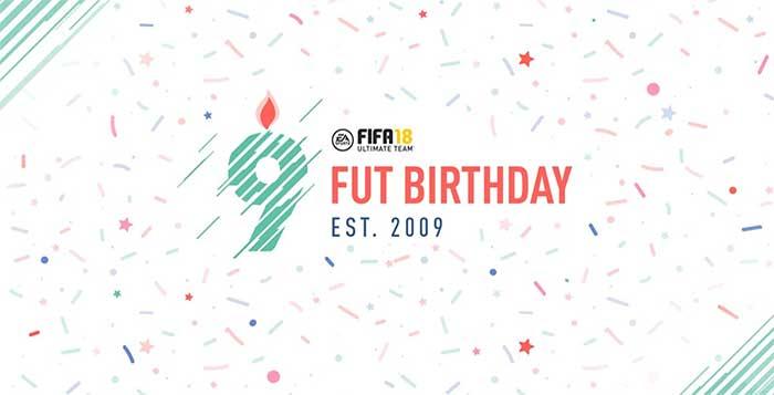 FUT Birthday para FIFA 18 Ultimate Team - Guia Completo