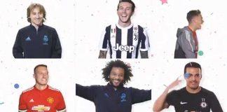 Os Jogadores do FUT Birthday para FIFA 18 Ultimate Team