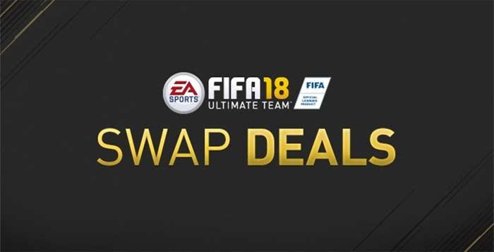 Guia dos Swap Deals para FIFA 18 Ultimate Team