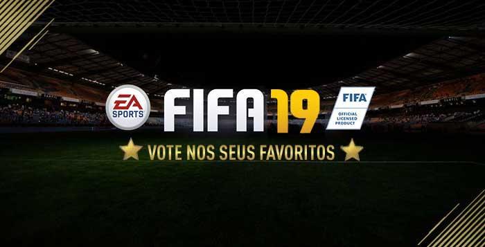 Vote nas Ligas, Times, Estádios e Ícones que quer ver em FIFA 19