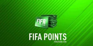Preços dos FIFA Points para FIFA 19 Ultimate Team