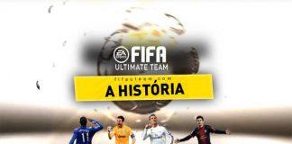 A História de FIFA Ultimate Team Contada em Dez Edições