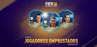 Guia dos Jogadores Emprestados para FIFA 18 Ultimate Team