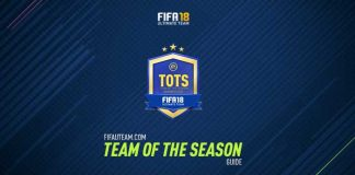 Team of the Season para FIFA 18 - Guia Completo