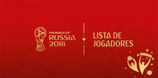 Lista de Jogadores do FIFA 18 World Cup Ultimate Team