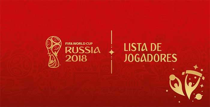 Lista de Jogadores do FIFA 18 World Cup Ultimate Team