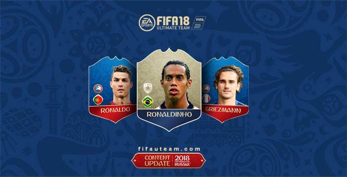 Guia do Ultimate Team para o FIFA 18 World Cup
