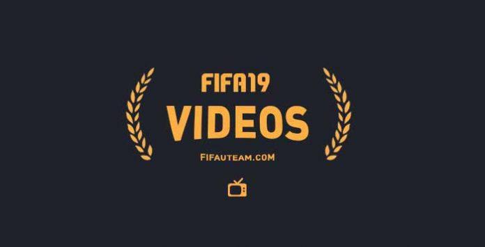Vídeos de FIFA 19 - Trailers e Teasers Oficiais de FIFA 19