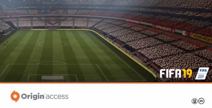 Guia do Origin Access para FIFA 19 Ultimate Team