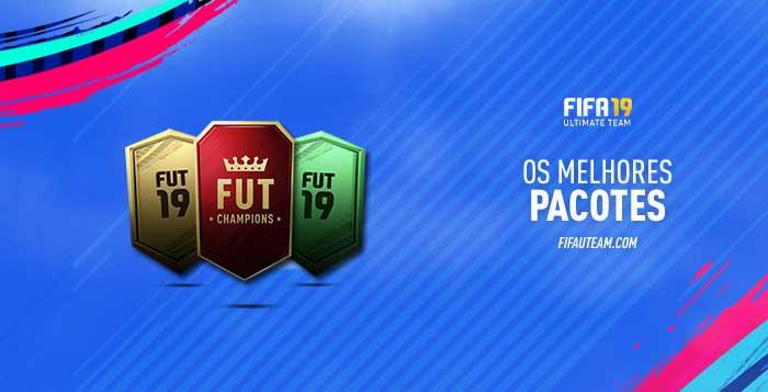 Os Melhores Pacotes para Comprar em FIFA 19 Ultimate Team