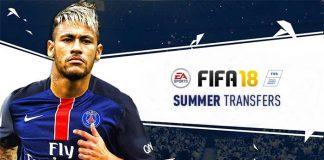 Lista Completa de Transferências de Verão de FIFA 18