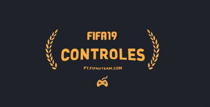 Controles de FIFA 19 para Playstation, XBox e PC