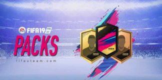 Todos os Pacotes de FIFA 19 Ultimate Team
