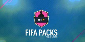 Preços dos Pacotes para FIFA 19 Ultimate Team