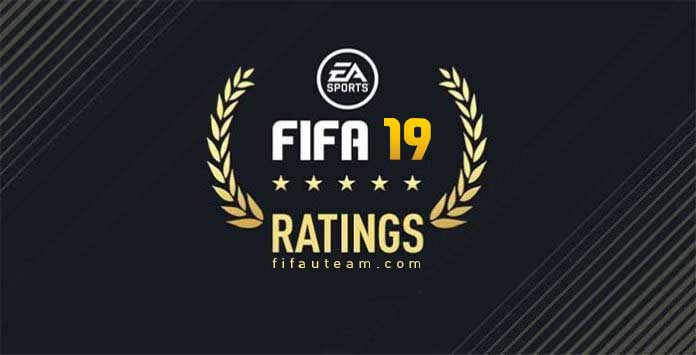 Ratings de FIFA 19 - Os Melhores Jogadores de FUT 19