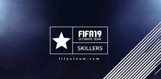 Skillers de FIFA 19 - Jogadores 5 Star Skill em FIFA 19