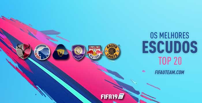 Os Melhores Escudos para usar em FIFA 19 Ultimate Team