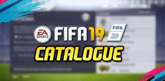 Guia do Catálogo EAS FC para FIFA 19 Ultimate Team