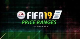 Guia dos Price Ranges para FIFA 19 Ultimate Team