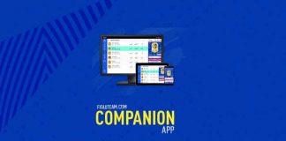 Guia da Companion App para FIFA 19 Ultimate Team