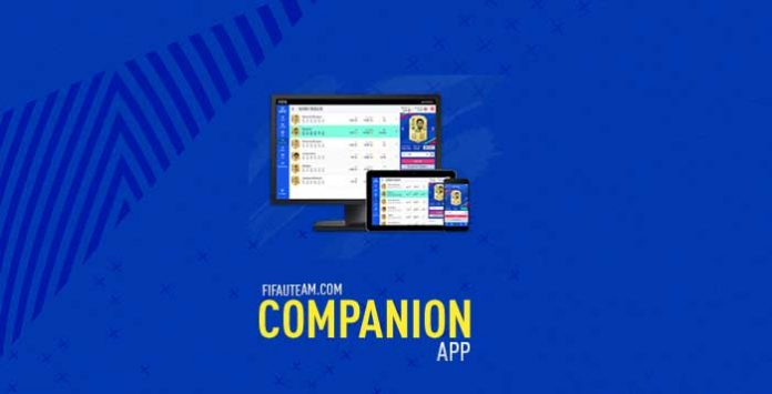 Guia da Companion App para FIFA 19 Ultimate Team