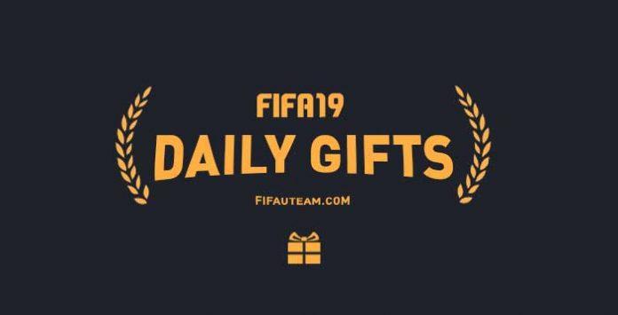 Guia de Daily Gifts para FIFA 19 Ultimate Team