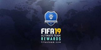 Premiação do Modo Squad Battles para FIFA 19 Ultimate Team