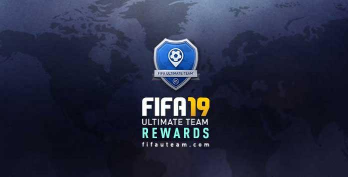 Premiação do Modo Squad Battles para FIFA 19 Ultimate Team
