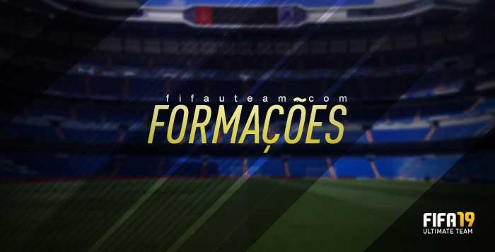 Guia de Formações para FIFA 19 Ultimate Team