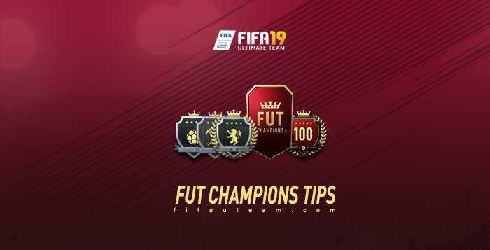 Dicas para FUT Champions no FIFA 19