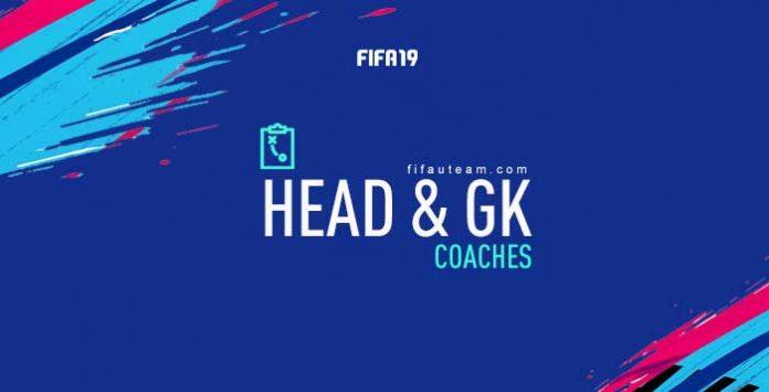 Guia de Treinadores de Campo e de Guarda-redes para FIFA 19