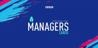 Guia de Cartas de Managers para FIFA 19 Ultimate Team