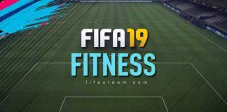 Guia de Fitness para FIFA 19 Ultimate Team