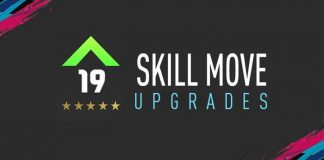 Lista dos Upgrades de Skills para FIFA 19 Ultimate Team