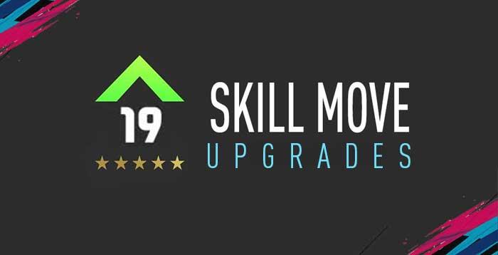 Lista dos Upgrades de Skills para FIFA 19 Ultimate Team
