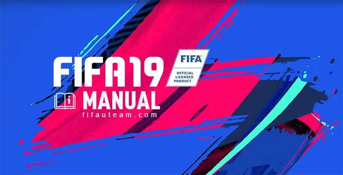 Manual de FIFA 19 - As Instruções Digitais do Jogo