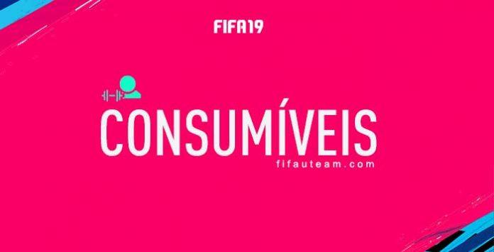 Guia de Cartas de Consumíveis para FIFA 19 Ultimate Team