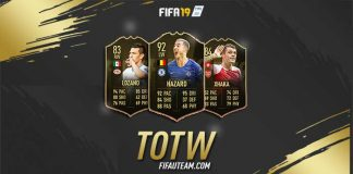 TOTW de FIFA 19 - Todas as Equipas da Semana de FUT 19