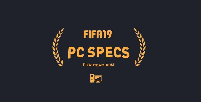 Requisitos Mínimos e Recomendados para FIFA 19 no PC