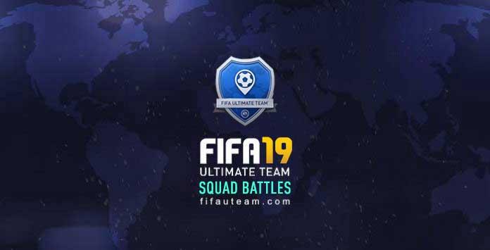 Guia do Squad Battles para FIFA 19 Ultimate Team